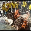 19 skeletons cremated in sonprayag.