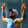 Virat Kohli Double Centuries in Year 2016
