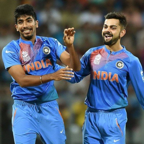 Virat Kohli Imitates Action of Jasprit Bumrah During Practice Session