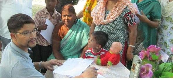 207 patients have health tests