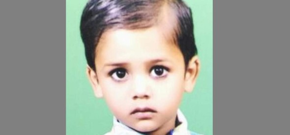 4 year child missing from roorkee.