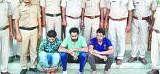 fatehabad, petrol pump, loot, three criminal, arrest, fatehabad,  harayana