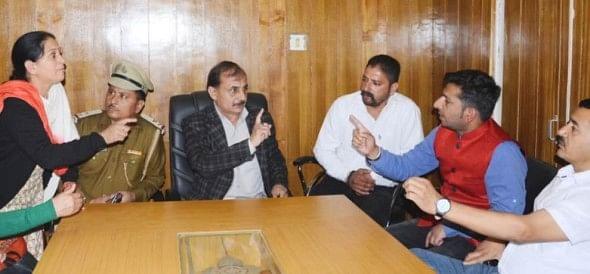 Kamla Nehru Hospital Shimla child swapping case