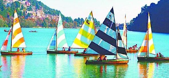 Sailing regatta final today