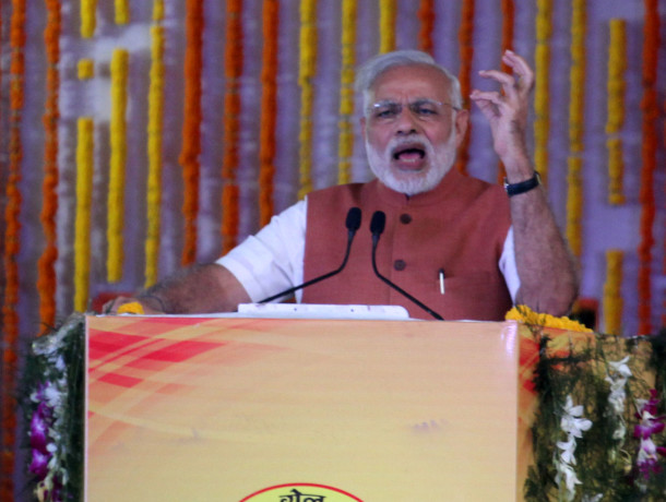 Prime Minister dipper projects were dedicated to Kashi