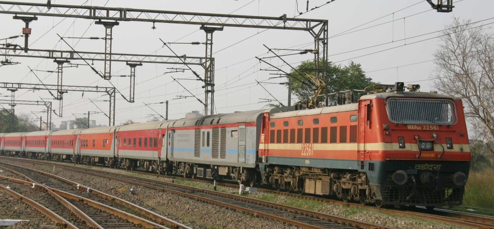 patna rajdhani train robbery; search operation reach arah and buxor