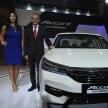 Honda's new Honda Accord Hybrid launched