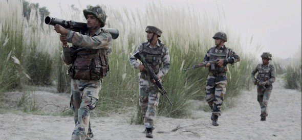 ceasefire violations in many areas of rs pura