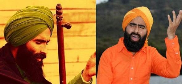 Fir on punjabi folk singer kanwar grewal, after that acp said, it was a mistake