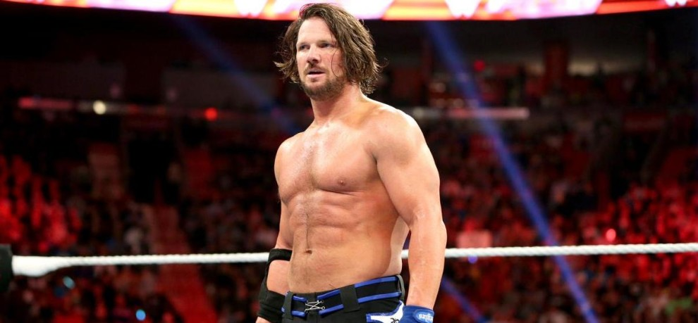 Salary and Net Worth Of WWE World Champion AJ Styles