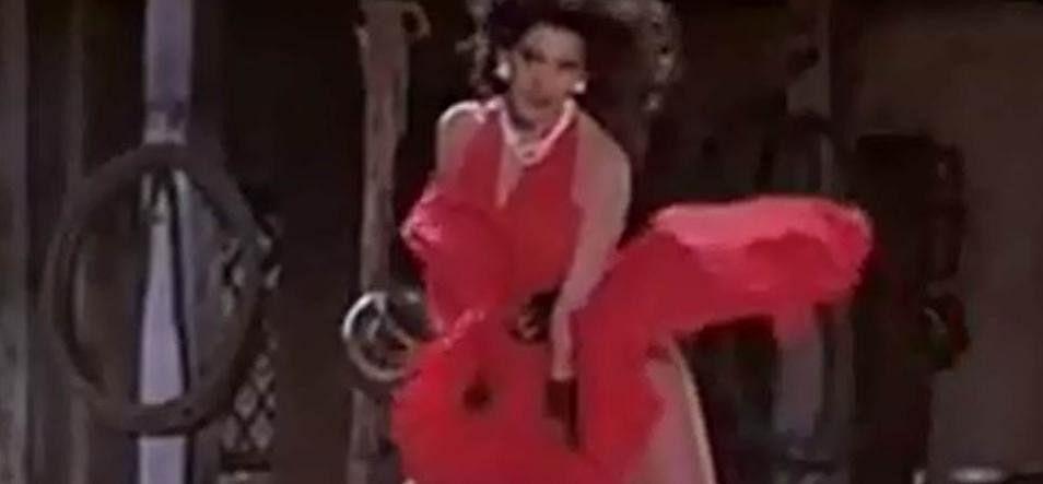 When Pooja Bedi did a Marilyn Monroe