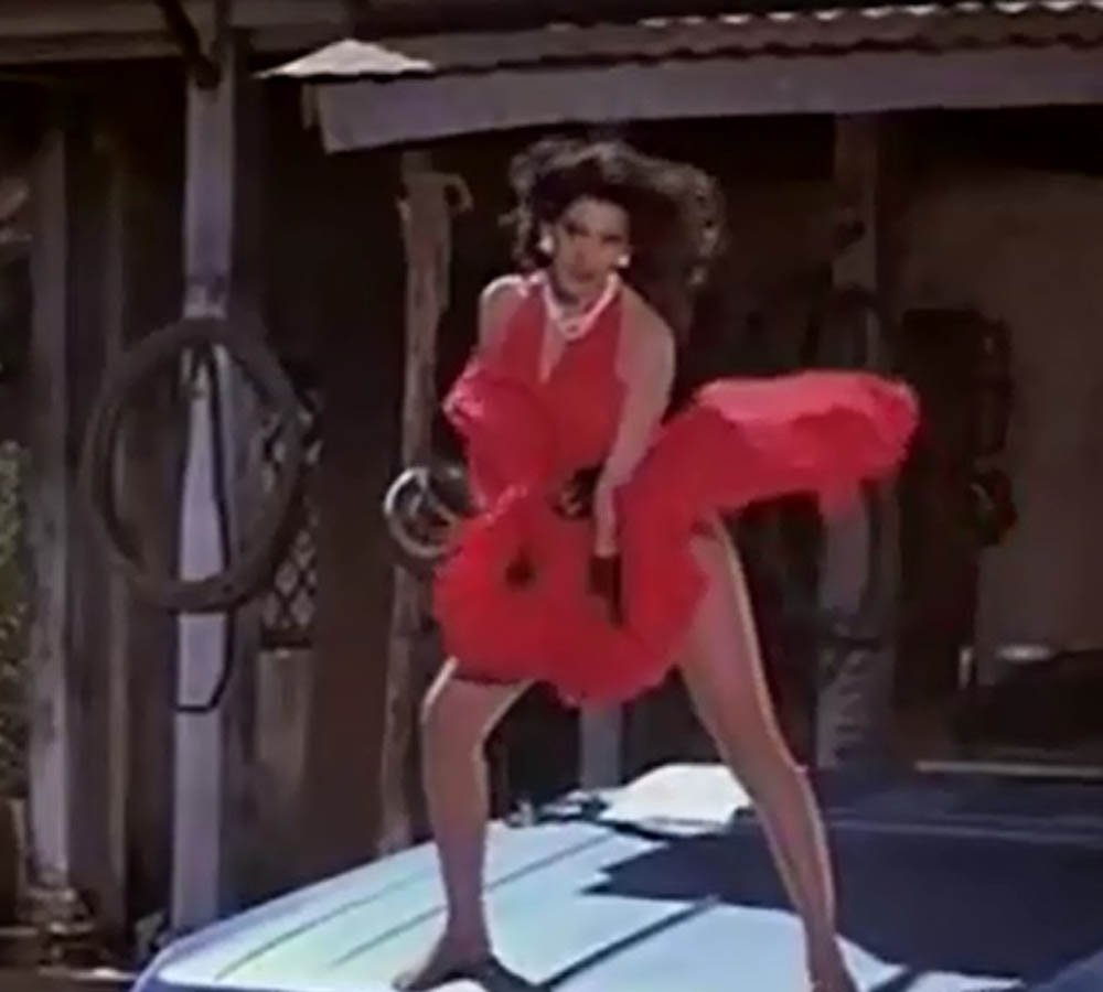 When Pooja Bedi did a Marilyn Monroe