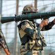 FIRING CONTINUES ON LOC ARMY RESPONDING HARDLY