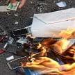 China warns boycott of its goods