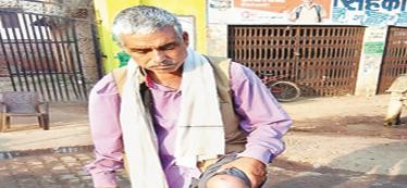 Sweet seller miscreants looted Rs 28