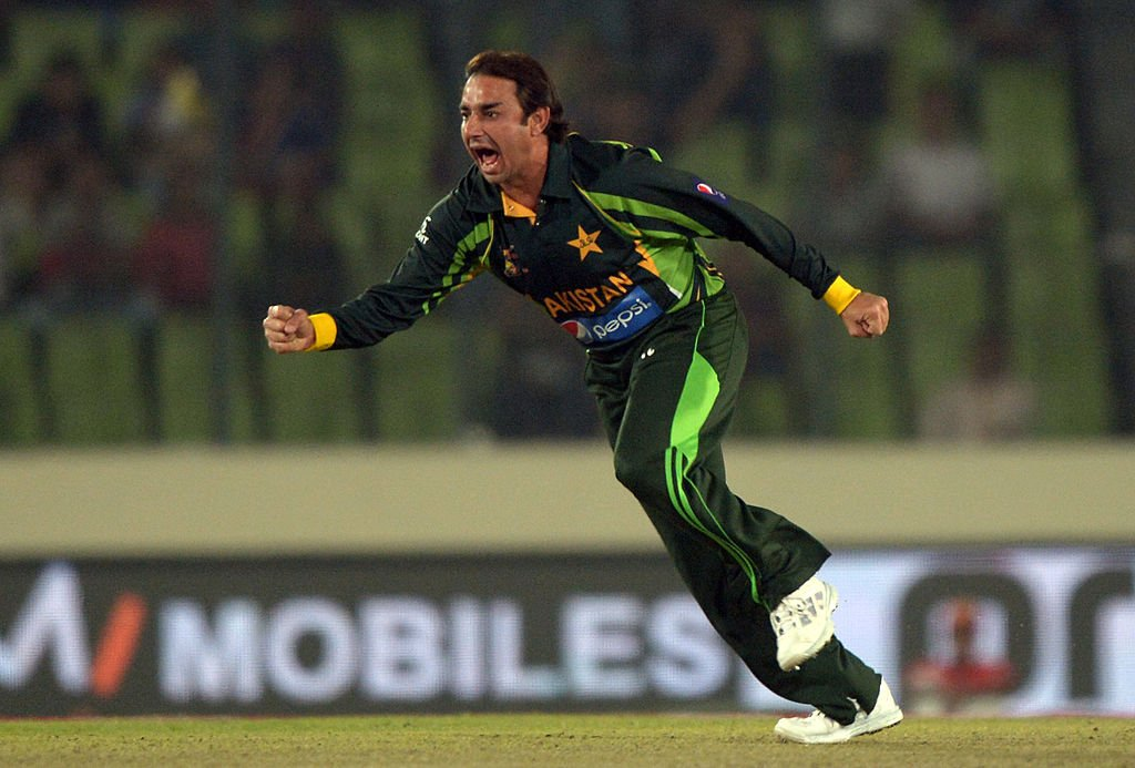 Pakistani Spiner Saeed Ajmal retires from all form of cricket
