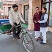Meeting with chief minister akhilesh yadav changed maniram's life.