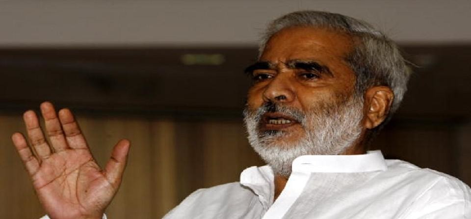 rjd leader raghuvansh prasad singh attack on cm nitish kumar