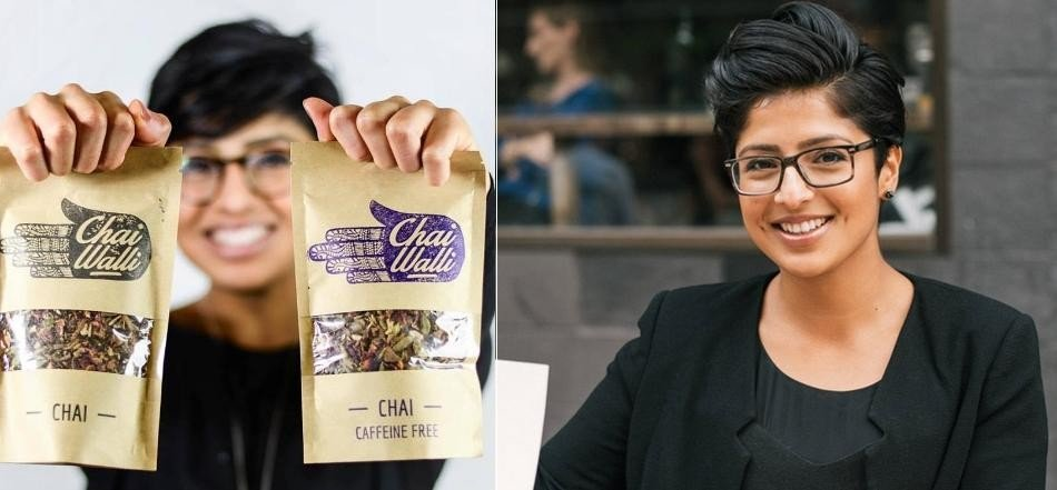 chandigarh born chai wali girl upma virdi awarded by australia's business women of the year