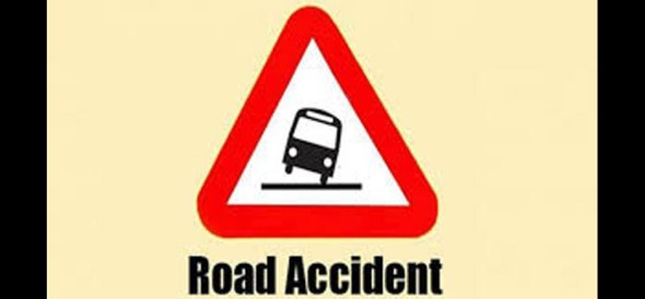 road accident on KMP, 4 dead