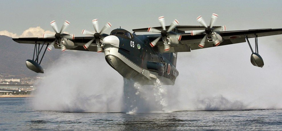 India revives project to acquire Japanese US-2i amphibious aircraft