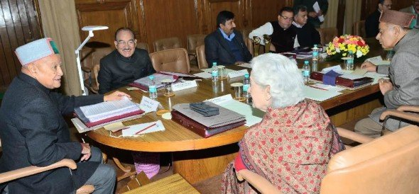 himachal cabinet meeting decisions