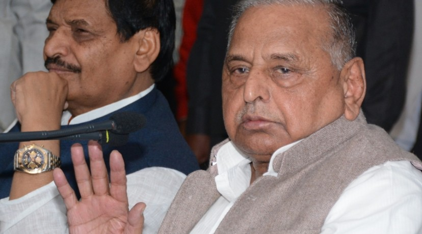 mulayam may contest UP election with his candidates.