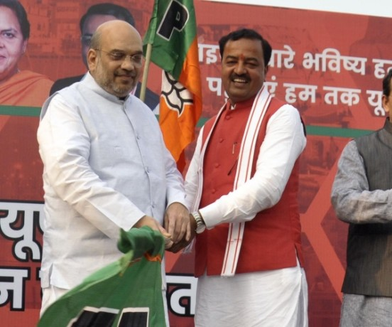 BJP begins to add backward castes