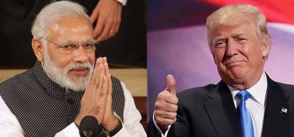 narendra modi donald trump will be unparalleled friends shalabh kumar