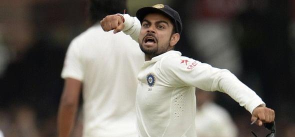 virat can equal kapil Dev's record in  Mumbai test