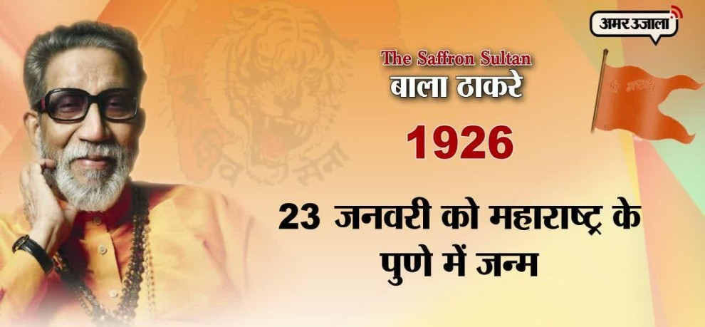death anniversary of bal Thackeray