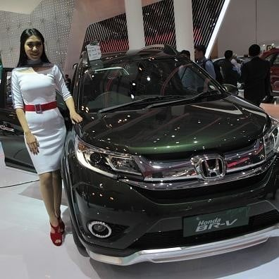 Honda might launch Crosrover WRV soon