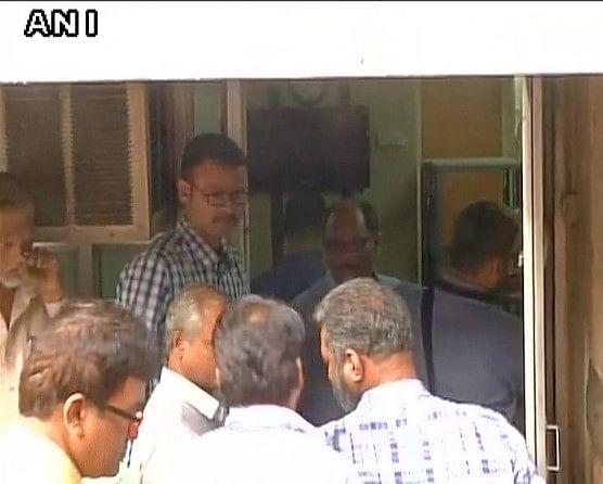 NIA raid at jakir naik's NGO IRF office