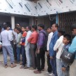 56 Year Old Man Standing In ATM Queue Dies Of Heart Attack In West Bengal