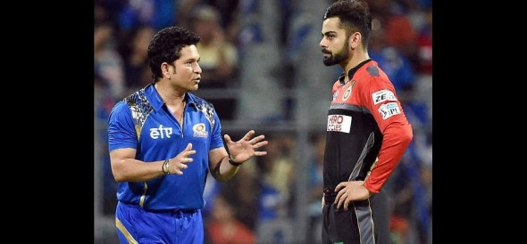 Virat Kohli's aggression has become India's strength says Sachin Tendulkar