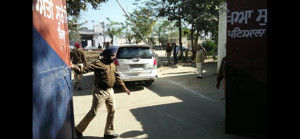 Nabha jail break, one accused arrest from moga