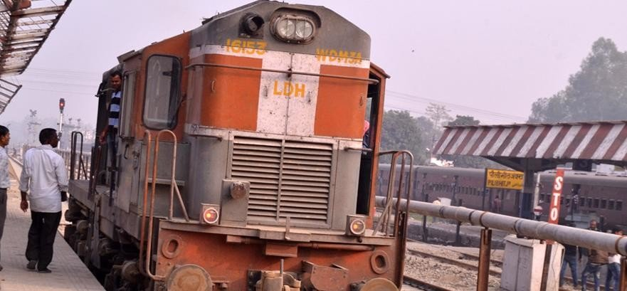 Mahananda Express engine failure