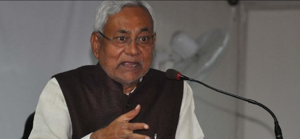 nitish kumar bats for filling post in bihar assembly
