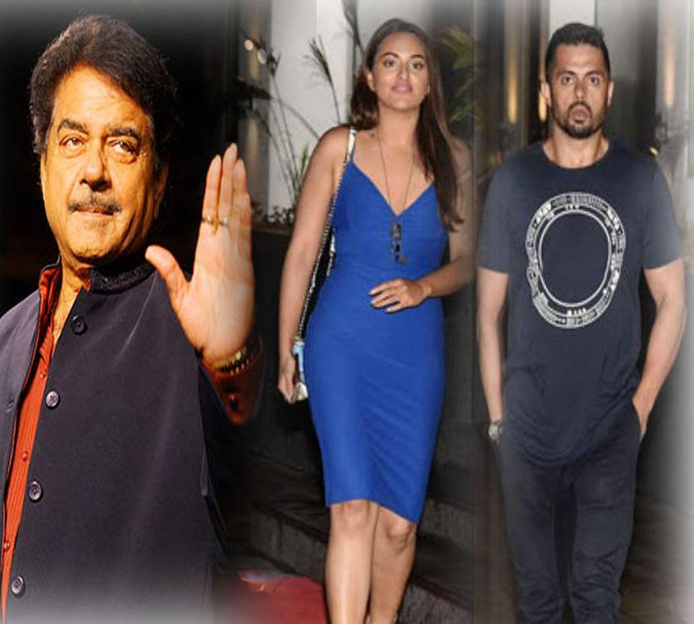 Shatrughan Sinha Unhappy With Sonakshi-bunty Sachdev's ...