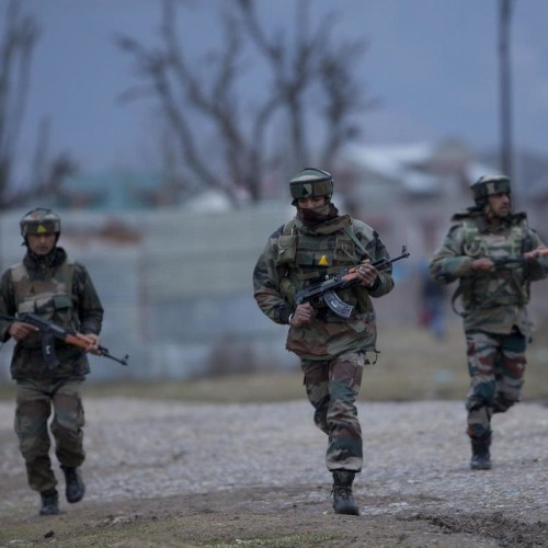 whole year in 2016 jammu and kashmir became target of terrorist