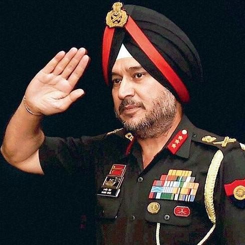 dgmo ranbeer singh promoted as the general officer commanding