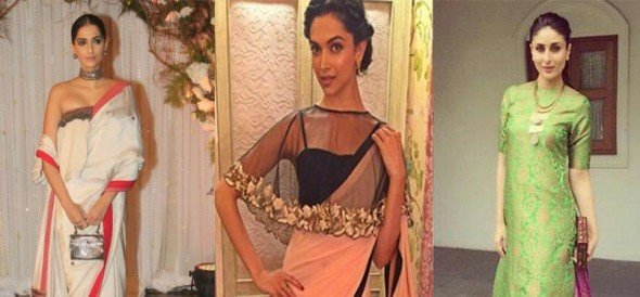 Must try blouses for this wedding season inspired by bollywood