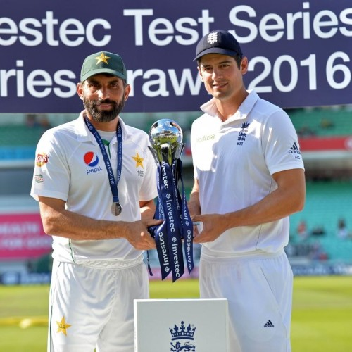 Pakistan Slipped Down To 4th Place In ICC Rankings