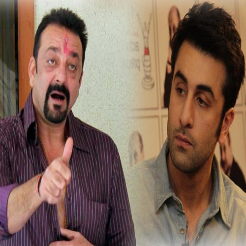 Sanjay Dutt mocks Ranbir Kapoor for not being macho man
