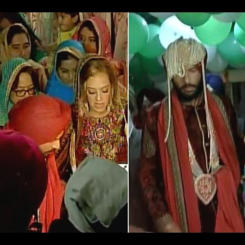 Live pics from yuvraj singh and hezel wedding ceremony from punjab