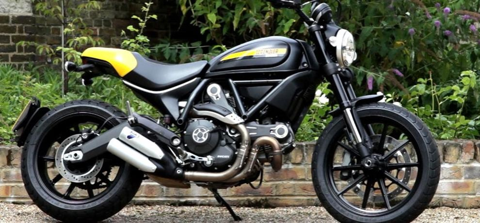 ducati scrambler prices slashed by inr 90k