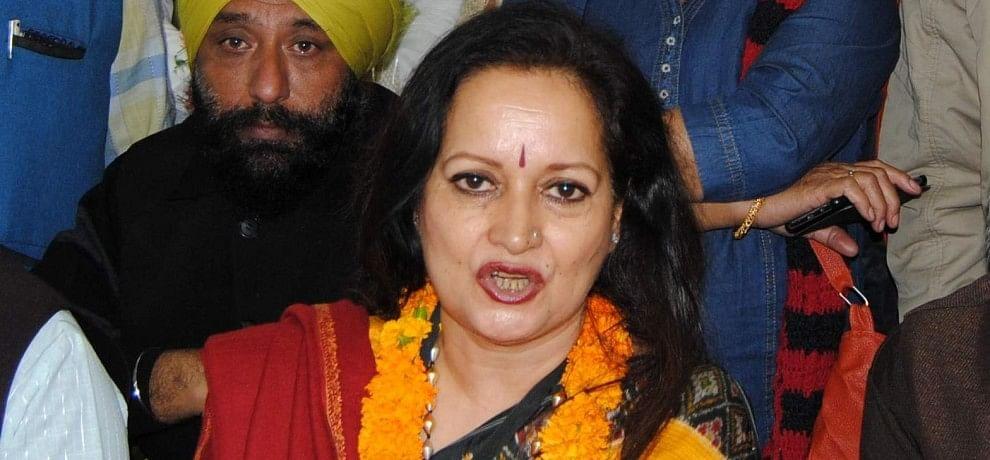 himani shivpuri join bjp