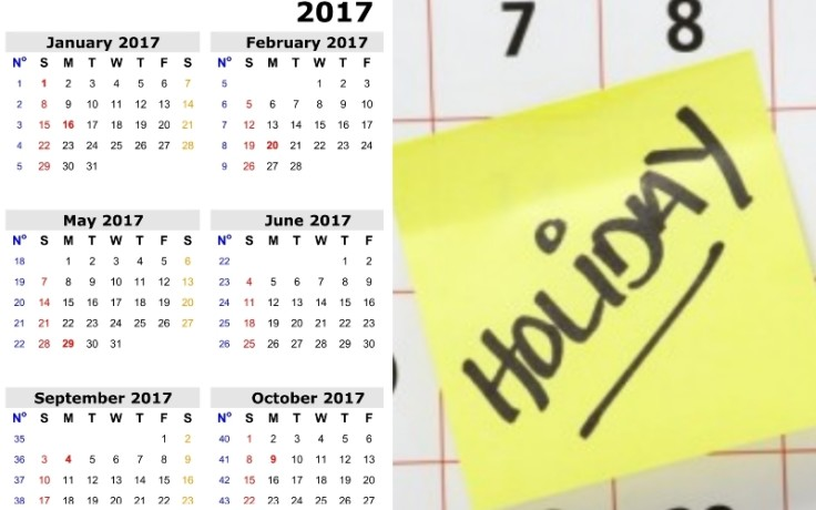 uttar pradesh administration released 2017 holiday calendar