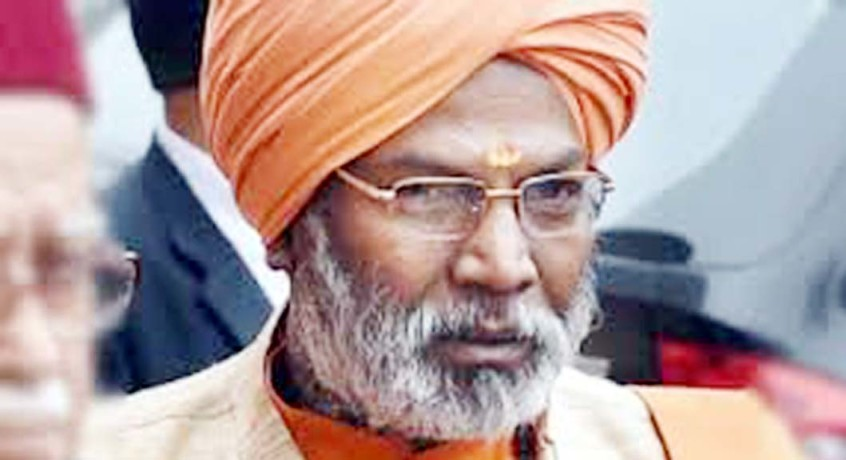 mp sakshi maharaj said about notebandi in unnao