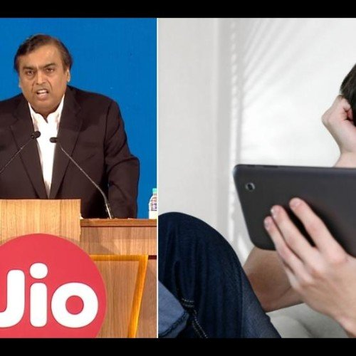 Reliance JIO new offer big